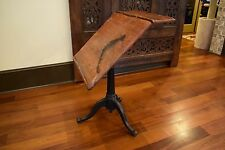 The Washburn Shops Art / Drafting Table. Antique, vintage, industrial.