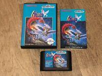 Phelios Sega Genesis Complete CIB Near Mint Condition Authentic