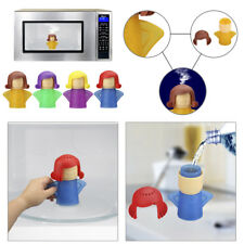 Angry Mama High Temperature Microwave Cleaner Steam Kitchen Cleaning Gadget Tool