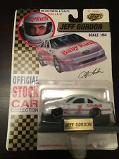 Jeff Gordon Baby Ruth Official Stock Car Scale 1/64