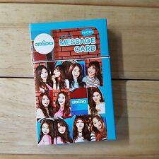 IOI Photo Message Card 30pcs 5.5 cm x 8.5 cm KPOP STAR GOODS New Gift