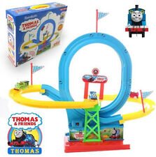 THOMAS THE TANK ENGINE & FRIENDS ELECTRONIC TRAIN 360 FLIP MUSIC SOUND KIDS TOY