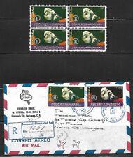 Guatemala: 1977; B4 variety +Cover with normal+variety color green, MNH, EBG025