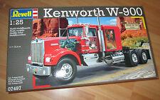 Revell 07497-kenworth w-900 kit kit 1:25 tractor