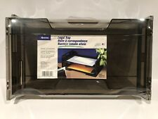 ROGERS LEGAL SIZE LETTER TRAYS BRAND NEW ORIGINAL PACKAGE SET OF 2 PAPER TRAYS!