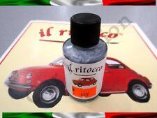 VERNICE RITOCCO SMALTO FIAT 500 CINQUECENTO D'EPOCA BLU COD 469 30ml