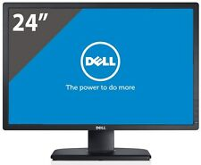 """3 years onsite Dell warranty > Dell U2412M 24"""" LED monitor IPS 1920 x 1200"""