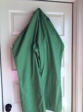 Cherokee Workwear Drawstring & Elastic Scrub Pants Size 2Xl-Green