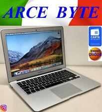 """APPLE MACBOOK AIR 13"""" INTEL CORE i7 FATTURABILE RAM 8GB SSD VIDEO 1.5GB GRADO B"""