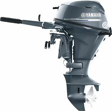 "New 20 hp Yamaha 4-Stroke Outboard manual start 20"" shaft length model F20LMHA"
