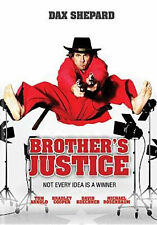 BROTHER'S JUSTICE - DVD - Region 1 - Sealed