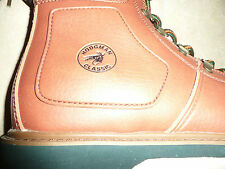 EUC BROWN HODGMAN CLASSIC FLY FISHING SHOES MEN SIZE 7 LACE UP MAYBE USED ONCE