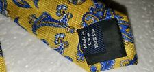 Croft barrow SILK tie New
