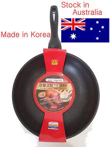 Queen Art Marble Coating Wok Pan 24cm