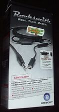 Rocksmith Real Tone Cable Nuevo UBisoft PC XBOX 360 PS3 Playstation 4 PS4