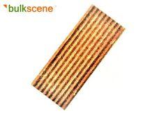 More details for bulkscene - 32mm model rusty 1.2mm corrugated metal panels for oo gauge building