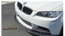For BMW E92 E90 M3 Carbon Fiber Front Lip Spoiler Splitter GTS V type