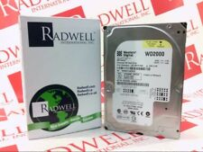 WESTERN DIGITAL WD2000BB-00DWA0 (Used, Cleaned, Tested 2 year warranty)