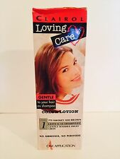 Loving Care 775 Smokey Ash Brown Color Lotion Hair Color by Clairol