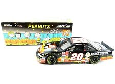 Tony Stewart #20 Nascar 1:24 die-cast stock car by Action, PEANUTS /HOME DEPOT