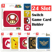 Game Card Case Holder Storage Box Carry Protector Cover For Nintendo Switch