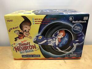 Jimmy Neutron Boy Genius Ultra Orb RC Remote Control w Battery Pack NEW