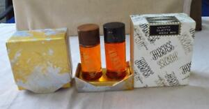 NOS Faberge Vanity Duette Set Act IV & Woodhue Cologne Extraordinaire 1 1/4 OZ