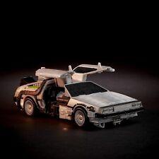 Transformers Gigawatt Back to the Future Mash-Up 35th Anniversary Collaborative