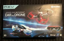 WowWee Robotic Enhanced Vehicle REV Air Car vs. Drone