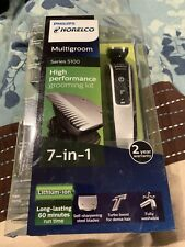 NIB Philips Norelco 7 In 1 Multigroom Series 5100