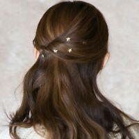 Women Lovely Star Hair Clips Hairpin Spiral Hair Claw Stick Hair Accessories