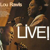 Lou Rawls - Live [New CD] Bonus Tracks, Rmst