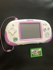 Leap Frog Leapster Explorer With Dora Explorer Game