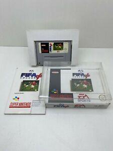 FIFA SOCCER 96  - SUPER NINTENDO SNES - BOXED