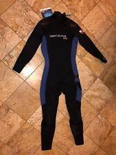 NWT Body Glove EVX 3MM Wetsuit Scuba Diving Dive Suit Black Men's Medium Long ML