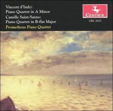 Klavierquartette, New Music
