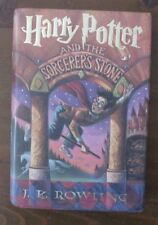 Harry Potter and the Sorcerer's Stone HB/DJ Early Printing 1st/8th JK Rowling