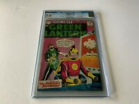 SHOWCASE 23 CGC 3.0 2ND SILVER AGE GREEN LANTERN DC COMICS 1959