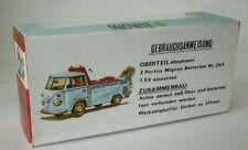 Repro Box Europa VW-Abschleppwagen