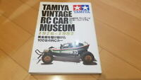 Tamiya Vintage RC Car Museum 1976-1992 All Colour 28 Pages 100 Cars Japan