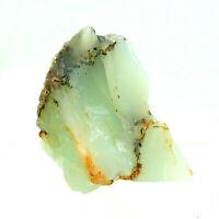 Green Opal Chrysoprase Display Mineral Specimen 24g 4.5cm Macedonia