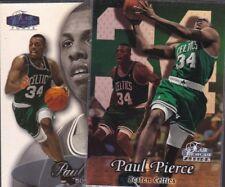 1998-99 FLAIR BASKETBALL PAUL PIERCE ROOKIE LOT (2) CELTICS NMMT/MINT *L2969