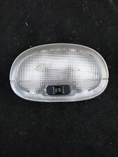 01-09 JAGUAR X TYPE REAR INTERIOR ROOF LIGHT XS41-13776-CA