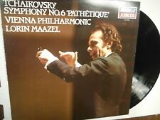 33 RPM Vinyl Tchaikovsky Symphony No 6 Pathetique London Records  010815SM