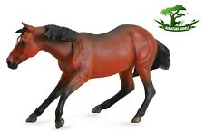 QUARTER HORSE STALLION BAY - Breyer by CollectA 88584 - Model Toy horse - NEW