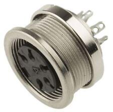 Amphenol C 091 D Series, 5 pol DIN Buchse Buchse, 5A, 300 V AC/DC IP67