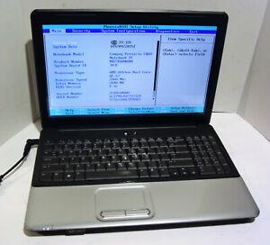 Compaq Presario CQ60-215dx 15.6'' Notebook (AMD Athlon X2 2GHz 2GB) AS IS