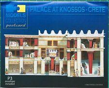 PAPER MODELS 2004- KNOSSO CRETA - KIT COSTRUZ -CARTONCINO - NUOVO CONFEZIONATO