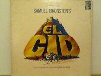 EL   CID        LP   THE  MUSIC  FROM  EL  CID     (  DEMO )