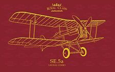 Eduard 1/48 Model Kit R0015 Royal_Aircraft_Factory S.E.5a Dual Combo Royal Class